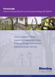 Fermanagh - Northern Ireland Housing Executive