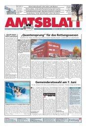 Gemeinderatswahl am 7. Juni - Ökostation Freiburg