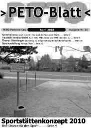 PETO-Blatt April 2010 herunterladen (pdf, 1,62 MB)