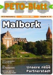 PETO-Blatt Dezember 2005 herunterladen (pdf, 1,95 MB)
