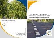 adhesión colectiva e individual - Association mondiale de la Route