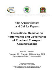 First Announcement and Call for Papers International Seminar on ...