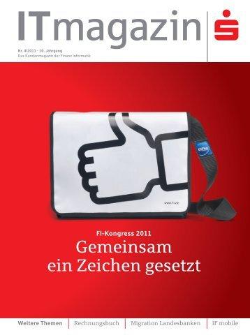 Itmagazin - Finanz Informatik