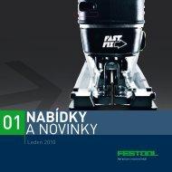 NABÍDKY A NOVINKY - PK Festool