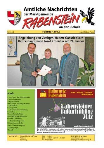 (4,37 MB) - .PDF - Rabenstein an der Pielach