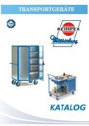transportgeräte - Reimpex