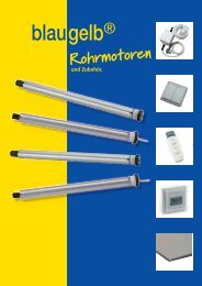 Rohrmotoren - Reimpex
