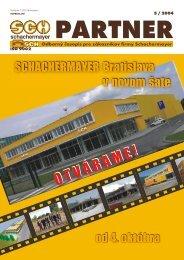 N°|5 2004 - Schachermayer spol. s ro