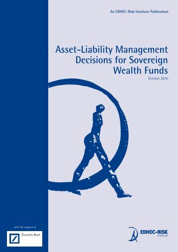 Asset-Liability Management Decisions for Sovereign Wealth Funds