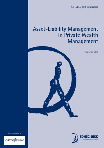 Asset-Liability Management in Private Wealth ... - EDHEC-Risk