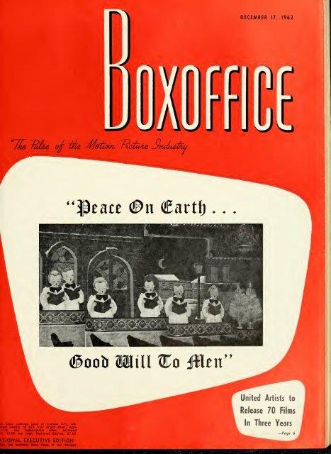 Boxoffice December 17 1962