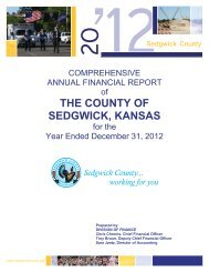 Sedgwick County - Department of Administration