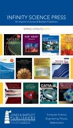 INfINITy SCIENCE PRESS - Jones & Bartlett Learning