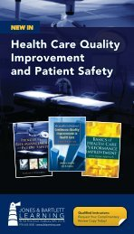 Health Care Quality Improvement and Patient Safety