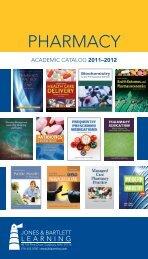 PHARMACY - Jones & Bartlett Learning