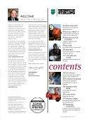 Stirling Minds 2010 - University of Stirling - Page 3