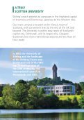 Stirling at a Glance - University of Stirling - Page 4