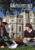 Stirling at a Glance - University of Stirling - Page 6