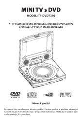 mini TV + DVD otocny.indd - tv products cz