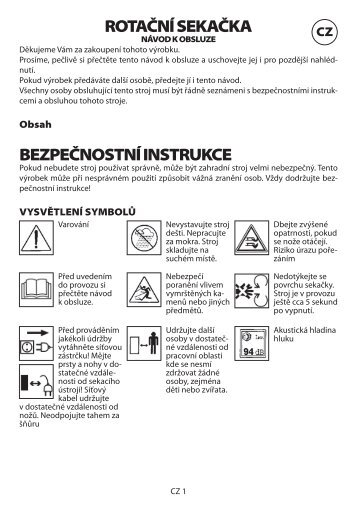rotacni sekacka.indd - tv products cz
