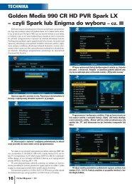 Golden Media 990 CR - cz_3.pdf - tv sat magazyn