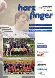Aktuelle Ausgabe - September 2013 (11 MB) - TV Steffisburg Handball