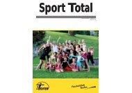 Sport Total Nummer 3 | Dezember 2009 ISSN 1663-1099 - TV Teufen