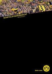 Quartalsfinanzbericht Q3 2010/2011 - BVB Aktie - Borussia Dortmund
