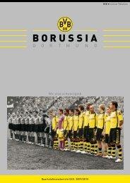 BORUSSIA DORTMUND Konzernquartalsfinanzbericht Q3_2009 ...
