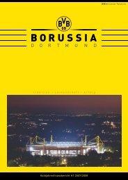 Halbjahresfinanzbericht 2007/2008 - BVB Aktie - Borussia Dortmund