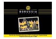 Präsentation - BVB Aktie - Borussia Dortmund