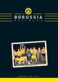Geschäftsbericht 2005/2006 KGaA/Konzern - BVB Aktie - Borussia ...