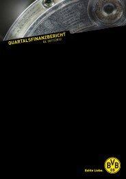 Quartalsfinanzbericht Q1 2011/2012 - BVB Aktie - Borussia Dortmund