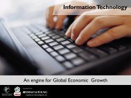 Information Technology - Maharashtra Investor Facilitation Portal