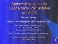 Präsentation 1 - Orthopädie Northeim