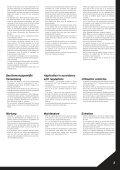 Bedienungsanleitung - Billebro - Page 3