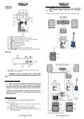 AMT P-1 Manual English Ver - AMT Electronics - Page 3