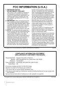 CI2 Operation Manual - zZounds.com - Page 2