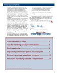 Third Quarter 2012 - Texas Workforce Commission - Page 3