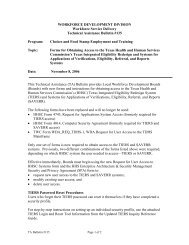 TA Bulletin TA-135 - Texas Workforce Commission