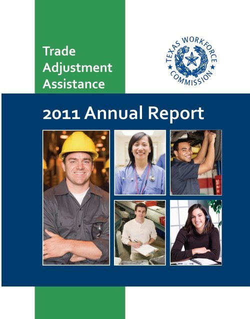 Trade Adjustment Assistance 2011 Annual Report - Texas ...