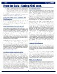 Newsletter: Texas Business Today, Spring 2003 - Texas Workforce ... - Page 6