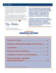 Texas Business Today, Fall 2011 - Texas Workforce Commission - Page 3