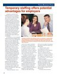 Texas Business Today, Fall 2011 - Texas Workforce Commission - Page 4