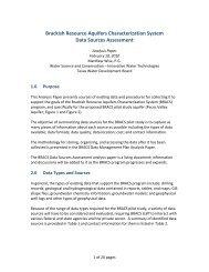 Brackish Resource Aquifers Characterization System Data Sources ...