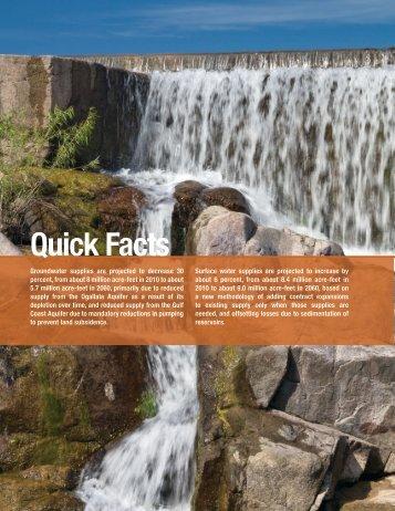 Chapter 5 Water Supplies - Texas Water Development Board