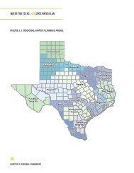 Chapter 2 Regional Summaries - Texas Water Development Board
