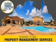 Importance of Property Management Services