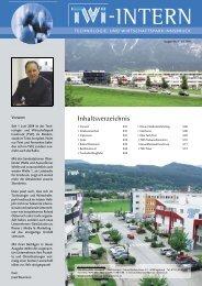 TWI-Intern Ausgabe 2-2004