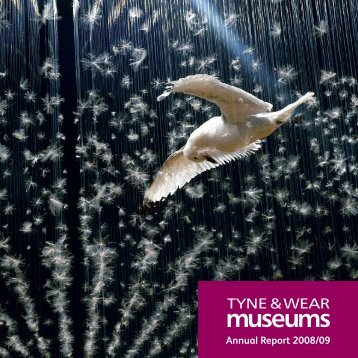 5230 Annual Report 08/09 VIS - Tyne & Wear Museums